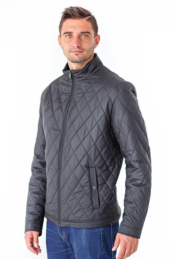 Куртка мужская Defreeze, цвет: черный. 3215_black. Размер 543215_black