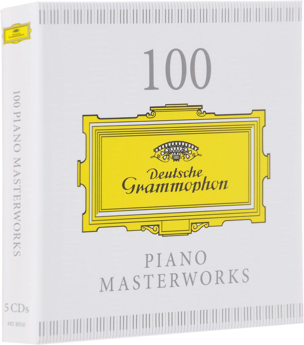 100 Piano Masterworks (5 CD)