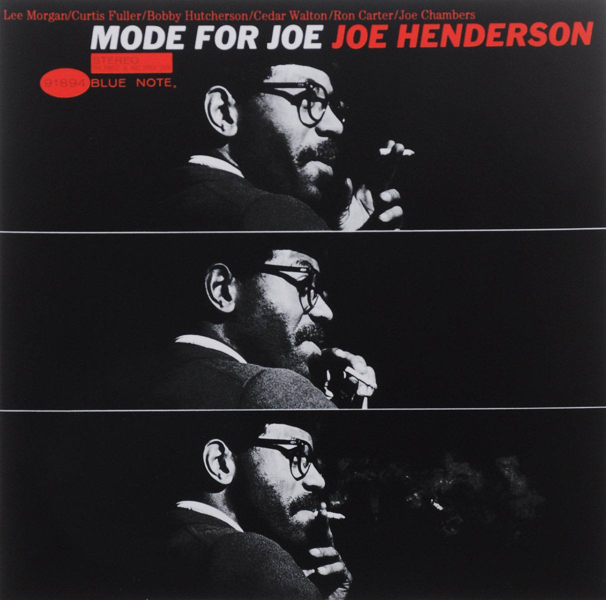 Джо Хендерсон Joe Henderson. Mode For Joe цена