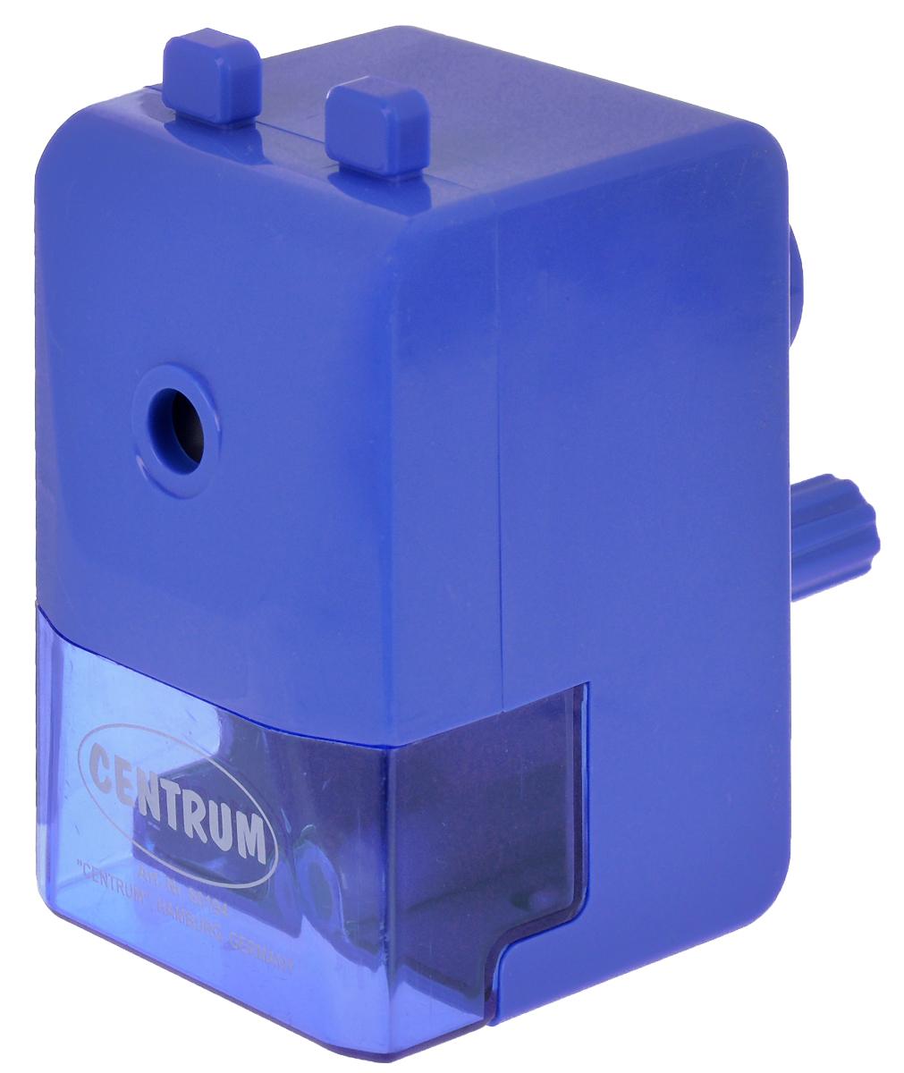 Centrum Точилка механическая цвет синий80194_синийCentrum Точилка механическая цвет синий