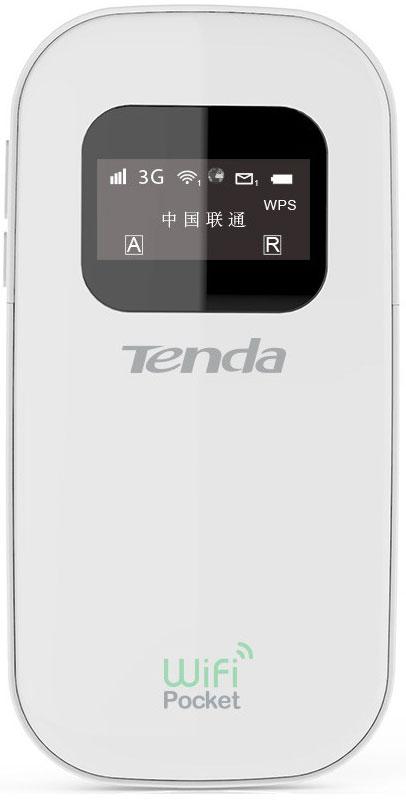 Tenda 3G185 портативный роутер wi fi роутер tenda w3002r