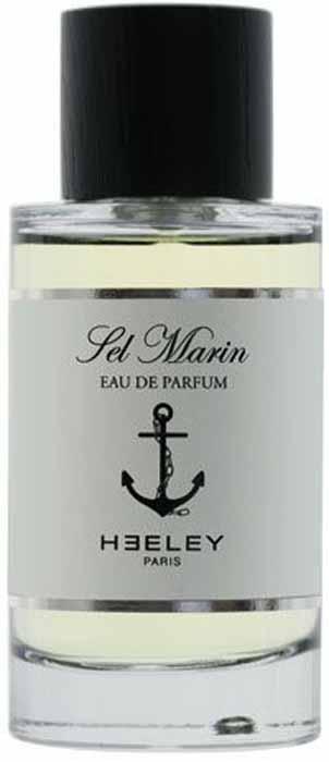 Heeley Парфюмерная вода Sel Marin, 100 млH-EP-SLM-100Сорская сольСолнце, песок и морской воздух.Солнце, тёплый песок и нежный бриз. Яркая нота лимона уступает место акватическимзелёным нотам, в то время как ветивер и древесина кедра и берёзы медленно сохнет напеске под солёным морским воздухом.Для мужчин: Живущий на берегу океана. Жак Майоль в «Голубой бездне»Для женщин: Лучезарная естественная красота. Загорелая кожа (со следами от бикини,конечно)Верхние ноты: Лимон. Итальянский бергамот. Буковые листья.Ноты сердца: Морская соль. Мох. Водоросли.Базовые ноты: Кедр. Мускус. Кожа.Парфюмерная вода