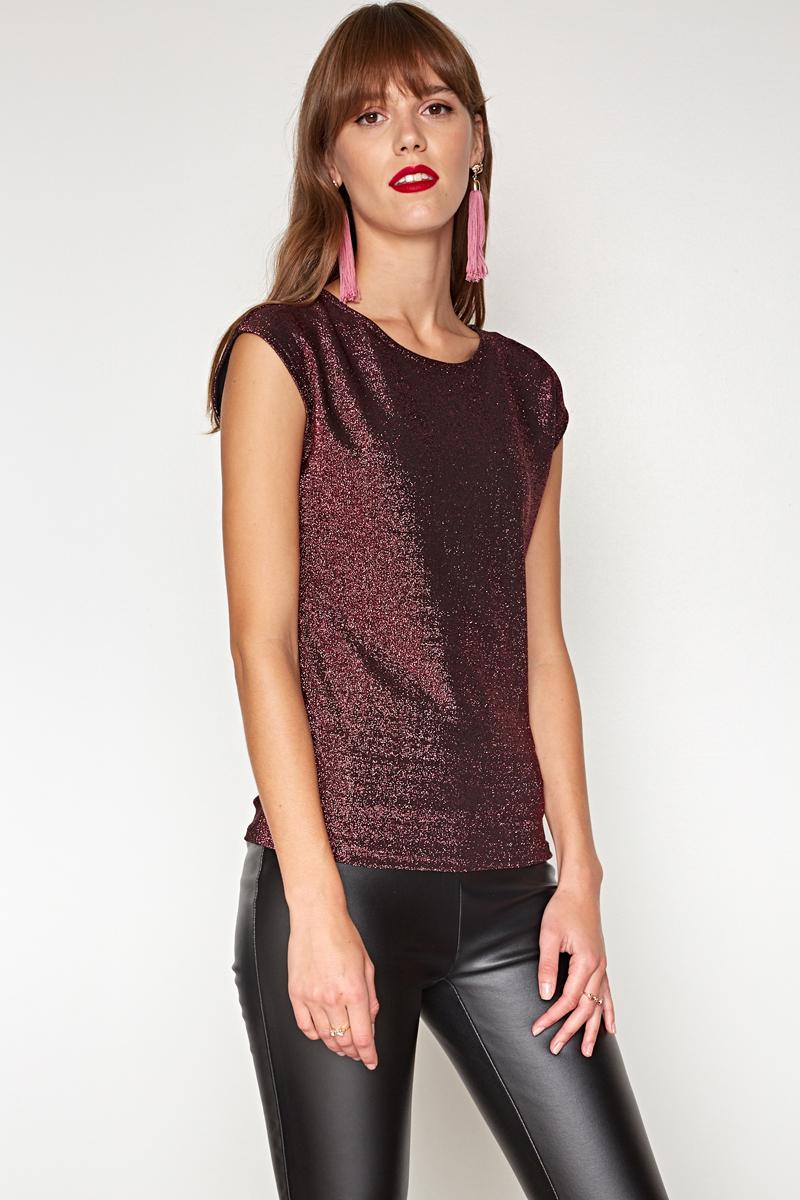 Джемпер женский Concept Club Megra, цвет: розовый. 10200110277. Размер M (46)10200110277_1400Джемпер жен. Megra золотой