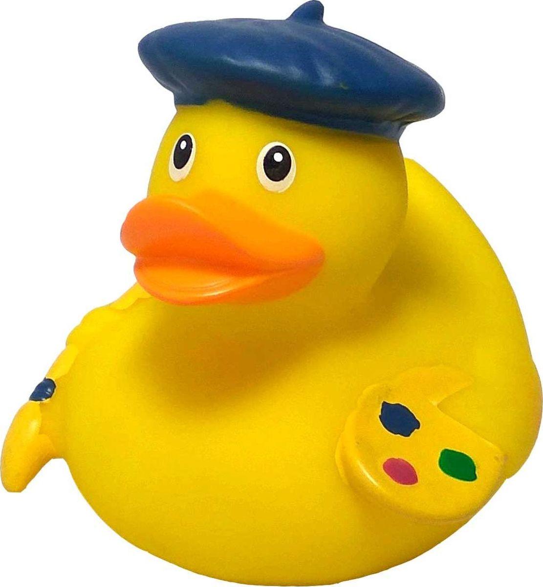 Funny Ducks Игрушка для ванной Уточка Художник