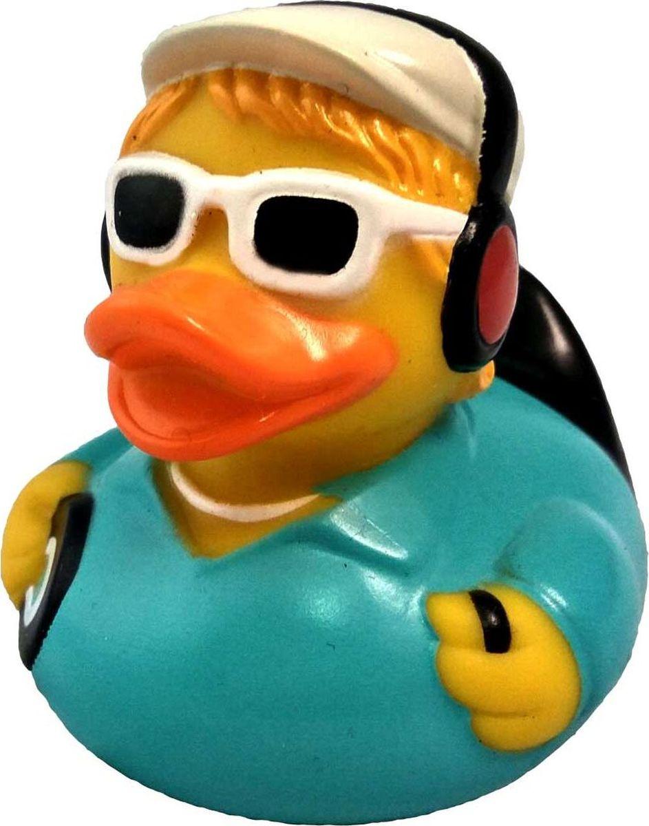 Фото Funny Ducks Игрушка для ванной Уточка Диджей