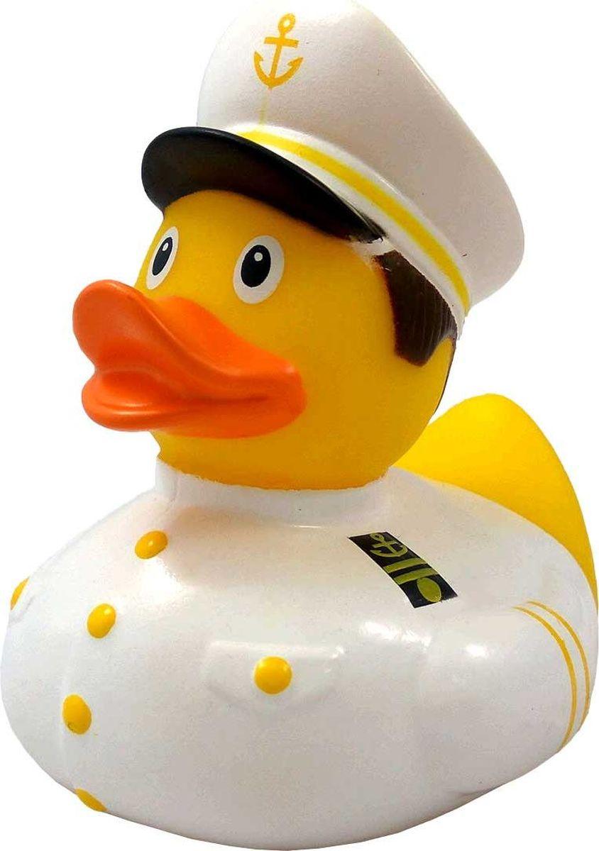 Funny Ducks Игрушка для ванной Уточка Капитан
