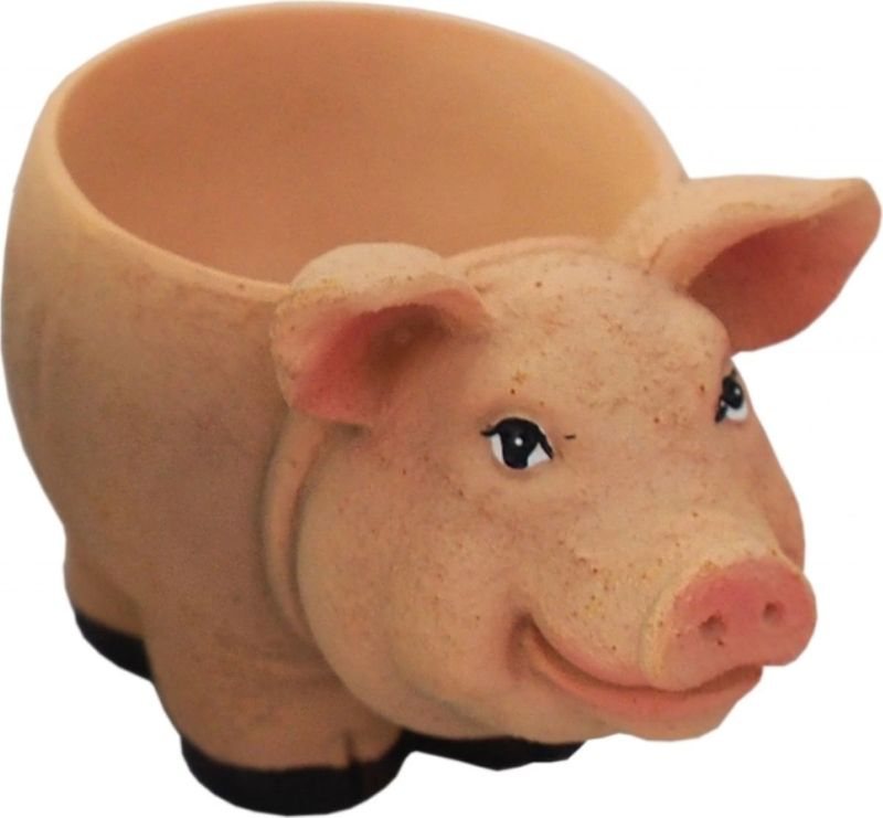 Подставка под яйцо Карамба Свинка3626Милая подставка под яйцо выполнена в виде фигурки животного.