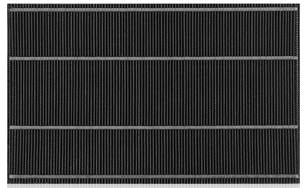 Sharp FZA51DFR угольный фильтр для очистителя воздуха Sharp KC-A51RW, KC-A51RBFZA51DFRSharp FZA51DFR - сменный деодорирующий фильтр из активированного угля для воздухоочистителей KC-A51RW, KC-A51RB. Угольный фильтр задерживает неприятные запахи (табачный дым и так далее).