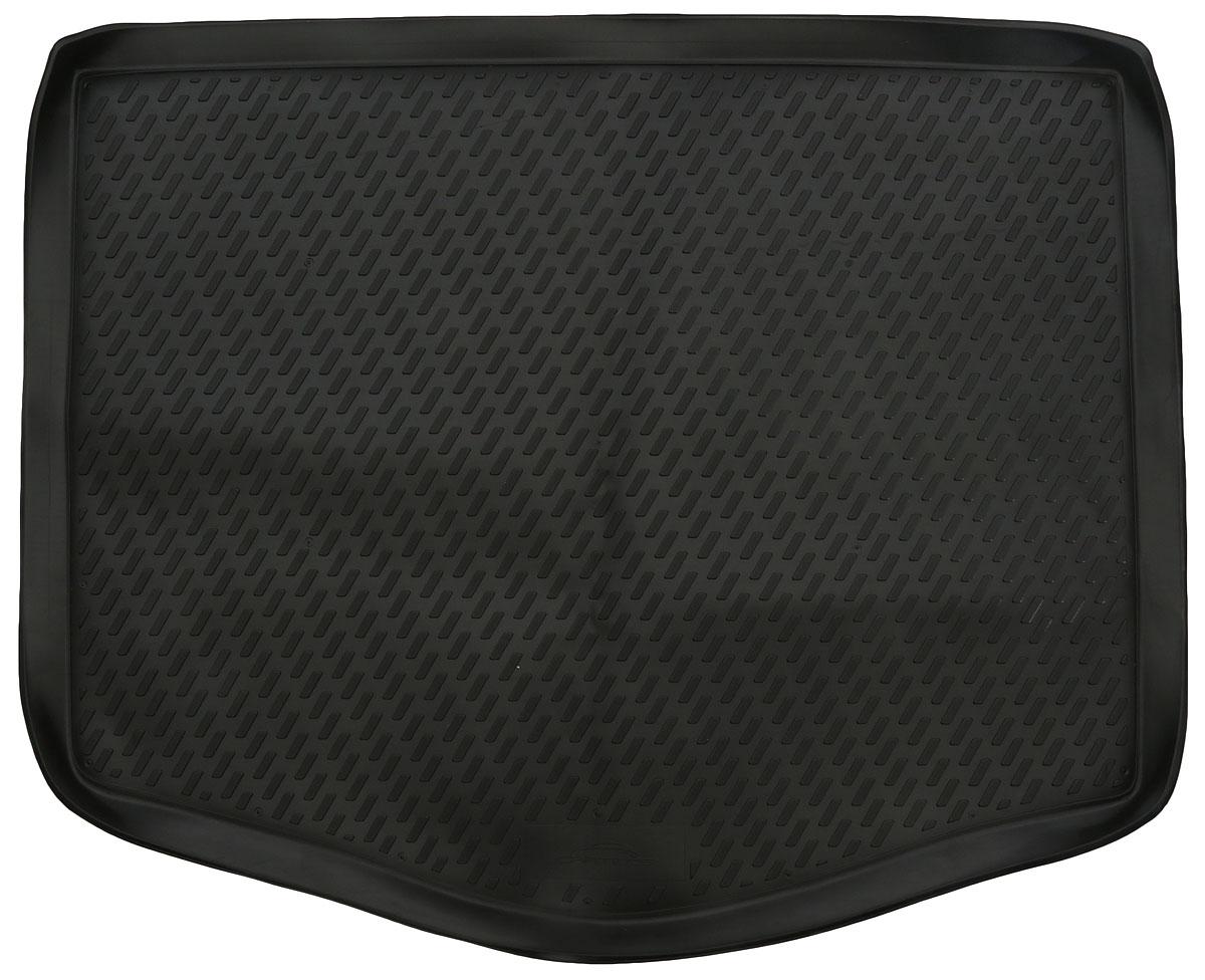 Коврик автомобильный Novline-Autofamily для Ford Focus C-Max универсал 2003-, в багажник коврик в багажник novline ford grand c max 11 2010 разложенные сиденья заднего ряда полиуретан b000 19