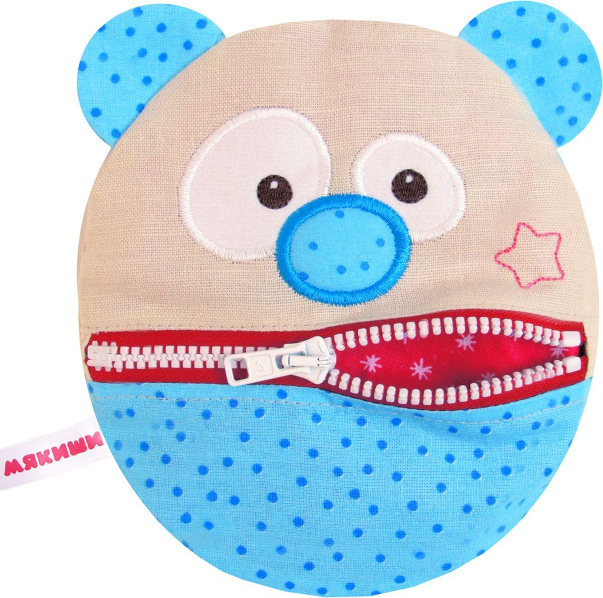 Мякиши Игрушка-грелка Доктор Мякиш Медведь Болтун мякиши игрушка грелка доктор мякиш сова