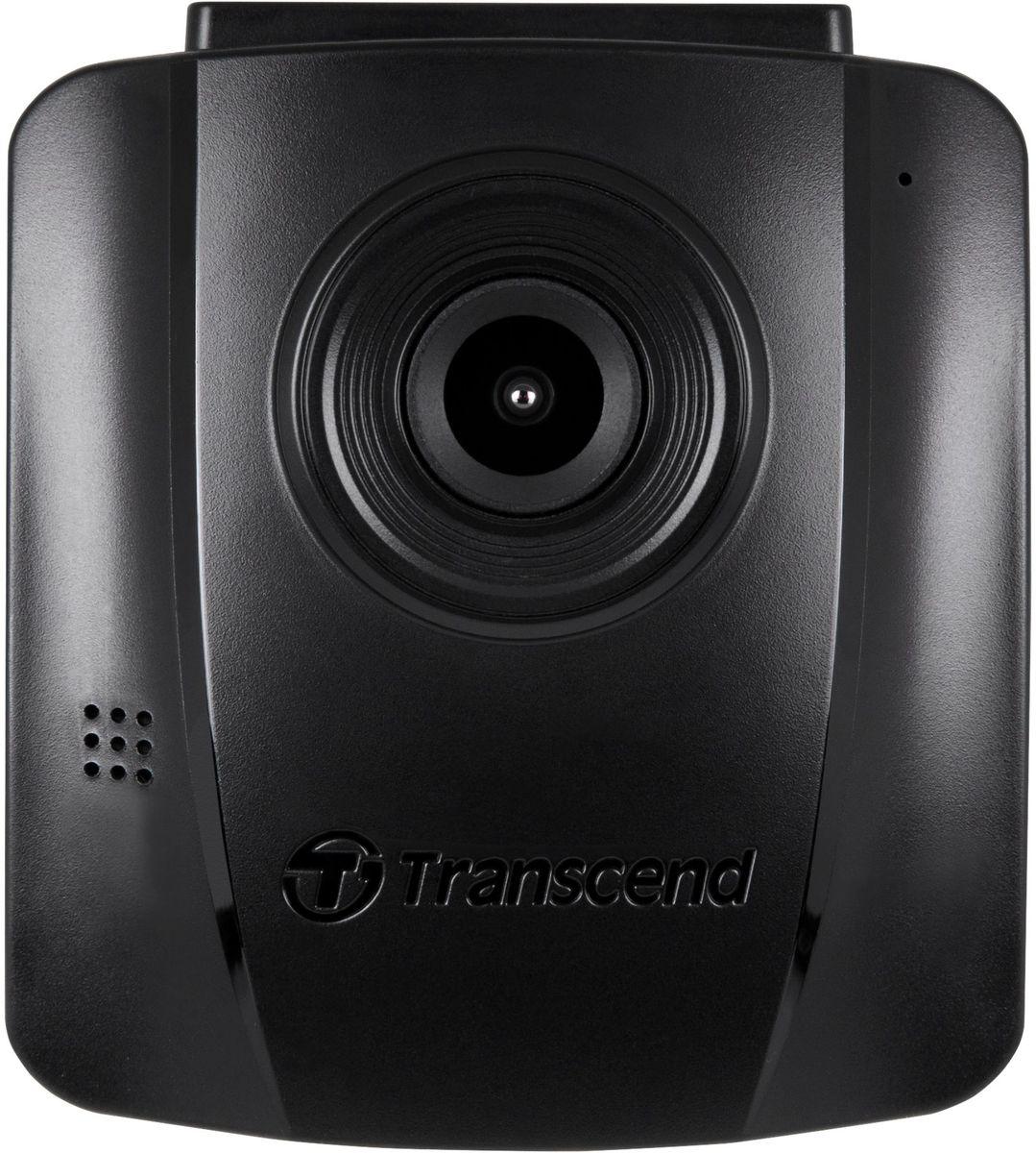 Transcend DrivePro 110видеорегистратор автомобильный + microSD 16GbTS16GDP110MБезопасность на дороге чрезвычайно важна. Автомобильный видеорегистратор Transcend DrivePro 110 оснащен матрицей Sony, позволяющей даже при низкой освещенности снимать видео высокого разрешения с невероятно точной передачей яркости. Кроме того, DrivePro 110 оснащен встроенным аккумулятором, удобной кнопкой сохранения снимка, функцией экстренной записи и напоминания о необходимости включить фары, а также системой распознавания усталости водителя.DrivePro 110 оснащен матрицей Sony, позволяющей даже при низкой освещенности получать изображение с высоким разрешением и отличной насыщенной цветопередачей. Технология расширения динамического диапазона Wide Dynamic Range (WDR) помогает сбалансировать яркие и темные зоны изображения, обеспечивая максимальную четкость каждого кадра.Встроенный литий-полимерный аккумулятор обеспечивает автономную работу устройства. Даже если двигатель был выключен в случае происшествия, запись будет сохранена.Удобная кнопка сохранения фотографий позволяет сохранять фотоснимки во время записи видео. После инцидента пользователь может извлечь DrivePro 110 из автомобиля, чтобы зафиксировать повреждения.В случае столкновения встроенный G-датчик переведет видеорегистратор в режим экстренной записи. Это позволяет защитить ранее сохраненные файлы от перезаписи. Вы также можете вручную активировать режим экстренной записи, нажав красную кнопку на боковой панели устройства.Помимо съемки дорожной обстановки во время движения, DrivePro 110 может присматривать за вашим автомобилем, когда он припаркован. Включение функции замедленной съемки позволяет избежать необходимости просмотра всей видеозаписи и сразу приступить к изучению фрагментов, непосредственно относящихся к происшествию.В случае снижения уровня освещения, например, вечером или в местах с недостаточным уровнем освещения, например, в туннеле или подвале, будет автоматически выведено напоминание о необходимости включить 