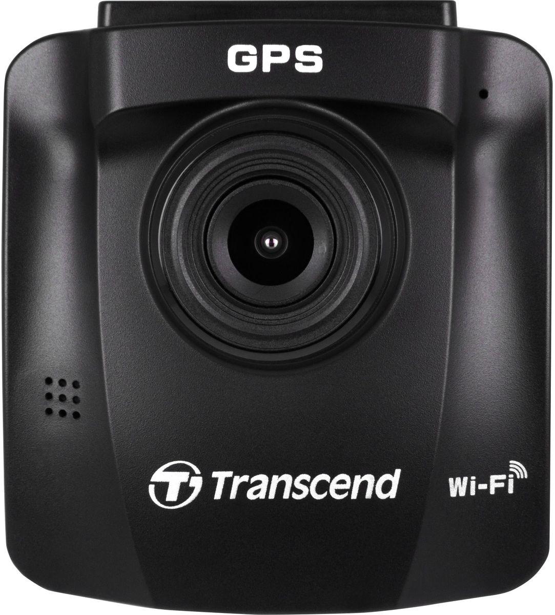 Transcend DrivePro 230 видеорегистратор автомобильный + microSD 16GbTS16GDP230MАвтомобильные видеорегистраторы Transcend DrivePro 230 не только оснащены всеми необходимыми функциями, но и имеют стильный дизайн. Камера DrivePro 230 оснащена матрицей Sony, позволяющей даже при низкой освещенности снимать видео высокого разрешения с невероятно точной градацией яркости. Более того, устройство имеет встроенный приемник GPS, аккумулятор, удобную кнопку сохранения снимка и адаптер Wi-Fi. Transcend DrivePro 230 — это не только средство для видеофиксации происшествий, но и настоящий компаньон, который будет сопровождать вас в любых путешествиях.DrivePro 230 оснащен матрицей Sony, позволяющей даже при низкой освещенности получать изображение с высоким разрешением и отличной насыщенной цветопередачей. Технология расширения динамического диапазона Wide Dynamic Range (WDR) помогает сбалансировать яркие и темные зоны изображения, обеспечивая максимальную четкость каждого кадра.Встроенный приемник GPS позволяет зафиксировать в видеозаписи текущие координаты, дату и время съемки. В случае дорожного происшествия он точно определит ваше местоположение, и вы сможете сообщить его технической службе помощи, полиции или страховой компании, что поможет их представителям оперативно прибыть на место событий.Удобная кнопка сохранения фотографий позволяет сохранять фотоснимки во время записи видео. После инцидента пользователь может извлечь DrivePro 230 из автомобиля, чтобы зафиксировать повреждения.Встроенный литий-полимерный аккумулятор обеспечивает автономную работу устройства. Даже если двигатель был выключен в случае происшествия, запись будет сохранена.В случае столкновения встроенный датчик ускорений переведет видеорегистратор в режим экстренной записи. Это позволяет защитить ранее сохраненные файлы от перезаписи. Вы также можете вручную активировать режим экстренной записи, нажав красную кнопку на боковой панели устройства.DrivePro 230 оснащен беспроводным адаптером Wi-Fi, который поз