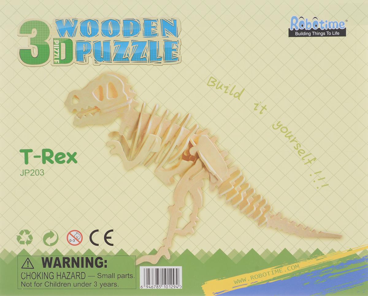 Robotime 3D Пазл Т-Рекс JP203