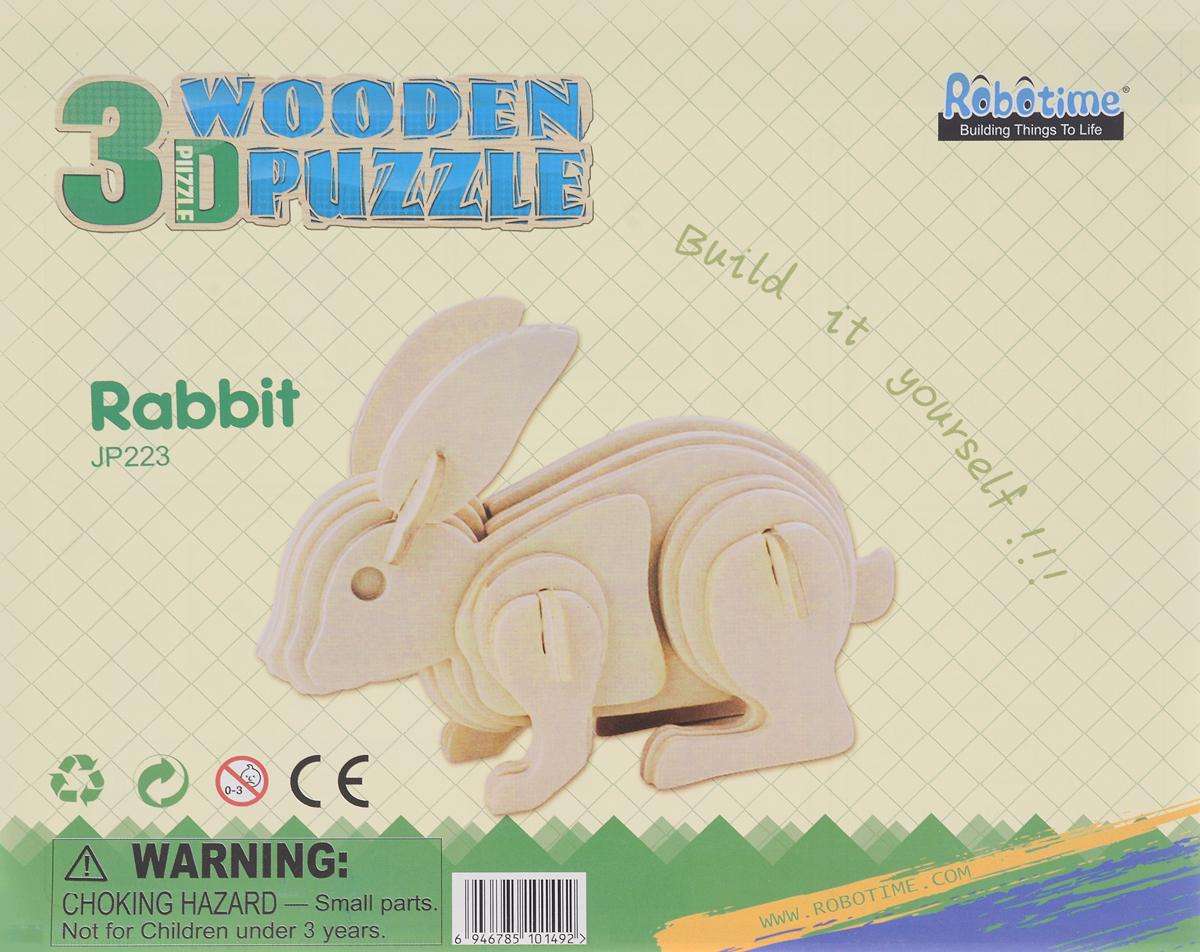 Robotime 3D пазл Кролик JP223