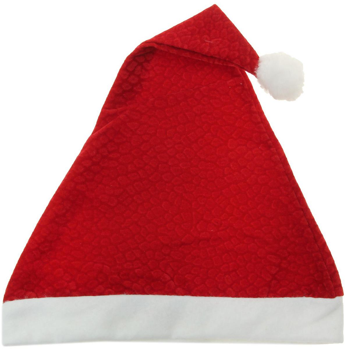 Колпак новогодний Мраморный, цвет: бордовый, 27 х 39 см1112362Поддайтесь новогоднему веселью на полную катушку! Забавный колпак в секунду создаст праздничное настроение, будь то поздравление ребятишек или вечеринка с друзьями. Размер изделия универсальный: аксессуар подойдет как для ребенка, так и для взрослого. А мягкий текстиль позволит носить колпак с комфортом на протяжении всей новогодней ночи.