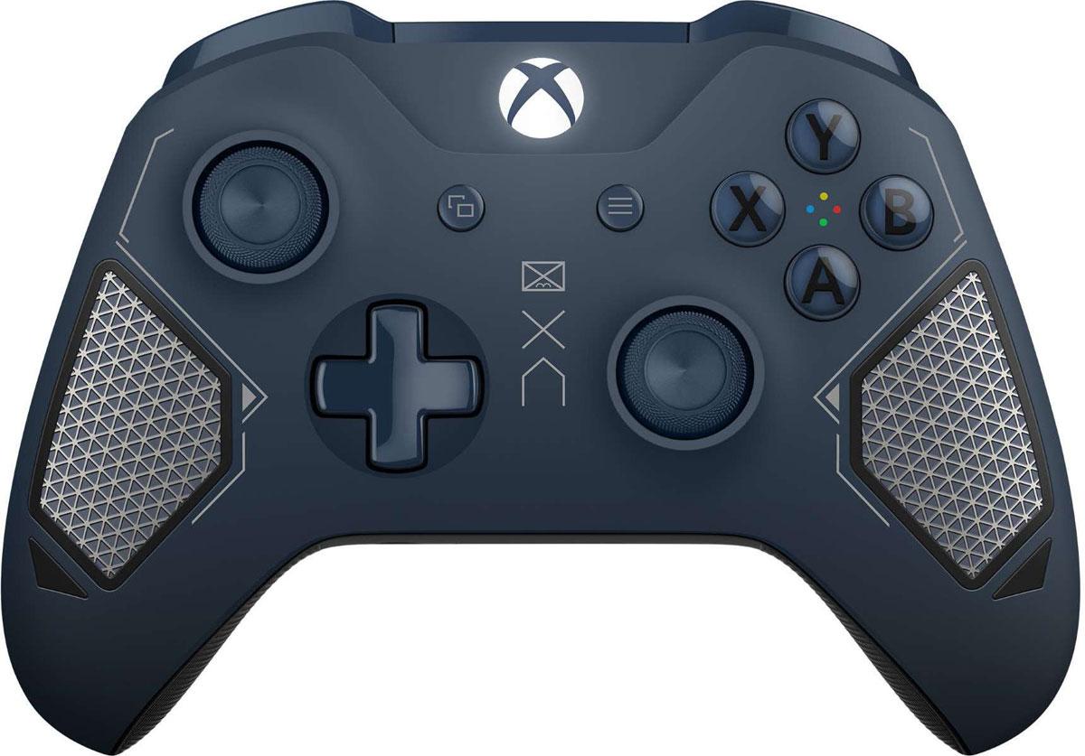 Xbox One Patrol Tech Special Edition беспроводной геймпад геймпад беспроводной microsoft xbox one wl3 00032 recon tech special edition