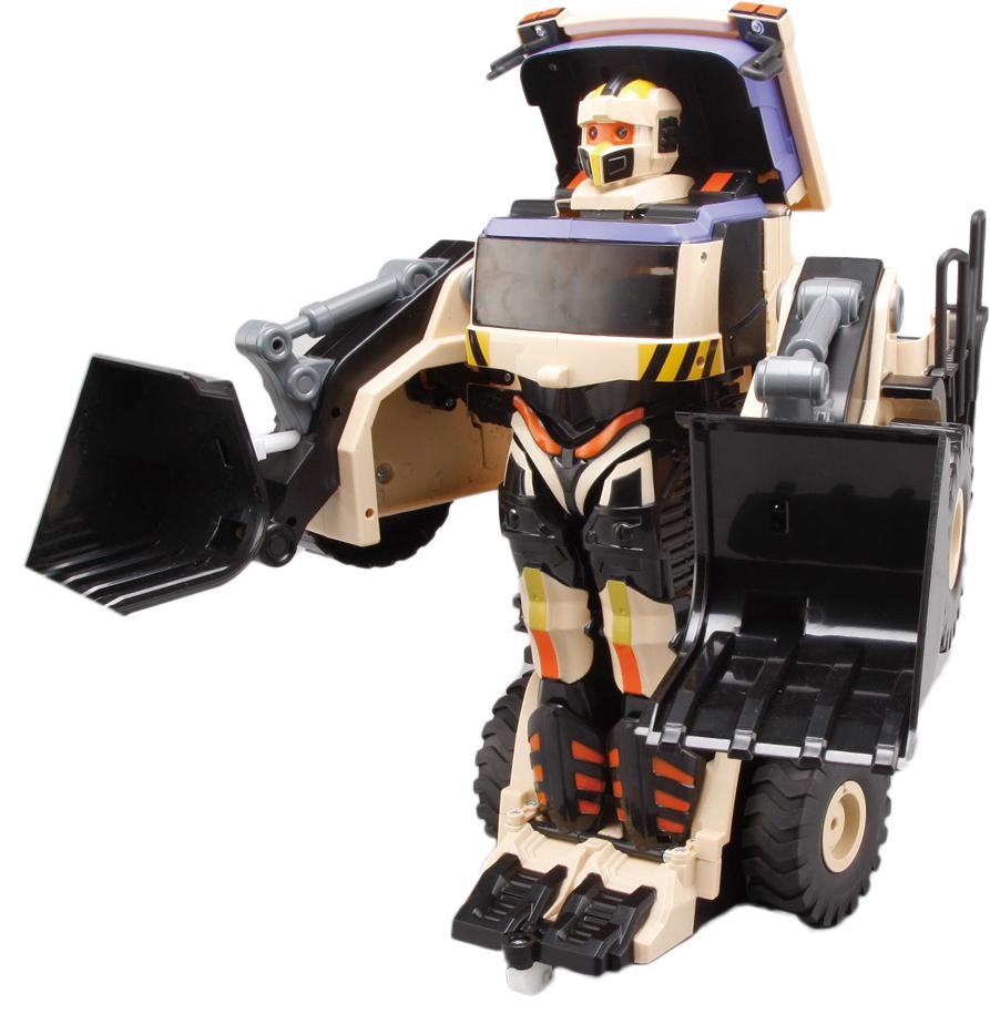 1TOY Робот-трансформер на радиоуправлении Эскаватор