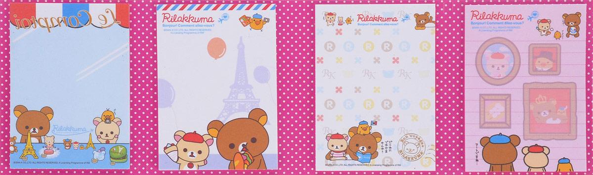 Карамба Набор стикеров Мишки раскладывающийся цвет розовый 80 шт004759Набор стикеров Мишки состоит из 4 блоков с яркими картинками. В каждом блоке20 листочков.