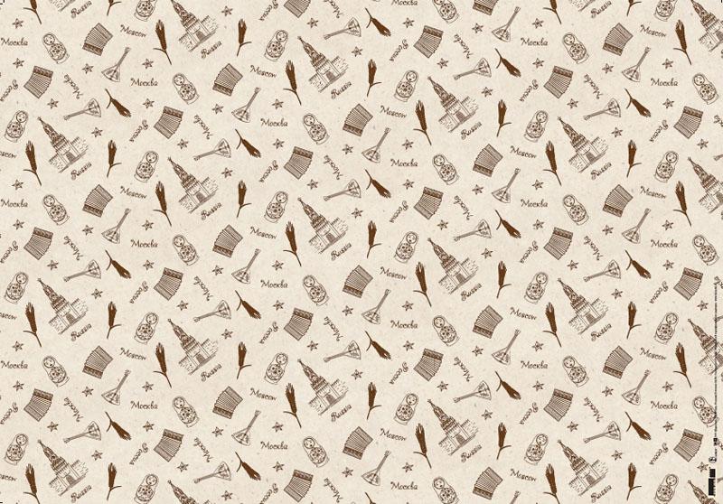 Бумага упаковочная Даринчи №26, цвет: бежевый, коричневый, 48 х 59 см, 2 листаБумага 26Упаковочная бумага Даринчи №26 способна превратить даже самый маленький сувенир в настоящий большой подарок! Ваш презент не останется незаметным. Размер: 48 х 59 см.В рулоне два одинаковых листа.