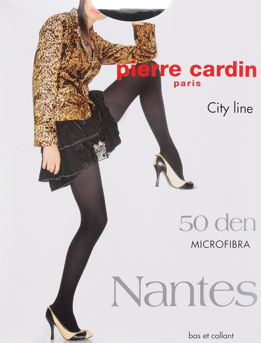 Колготки Pierre Cardin Cr Nantes 50, цвет: Nero (черный). Размер 3 (44/46) costumenemutso платье costumenemutso w121104 fab136 nero 44 черный