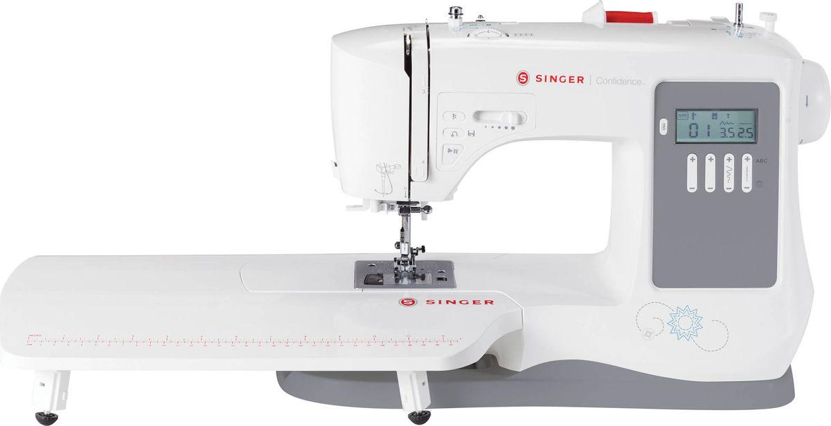 Singer Confidence 7640 Q швейная машина - Швейные машины и аксессуары