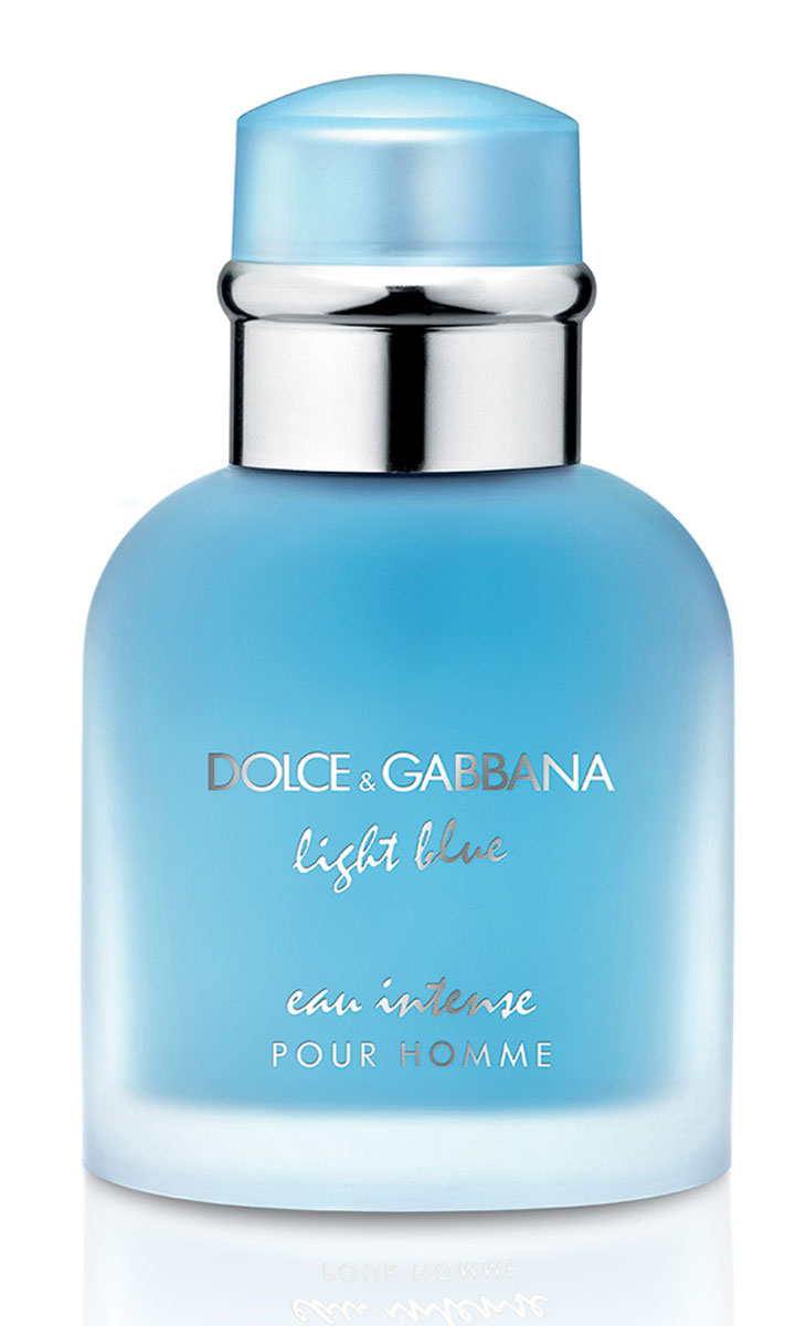 Dolce&Gabbana Light Blue Intense Pour Homme Парфюмерная вода 50 мл