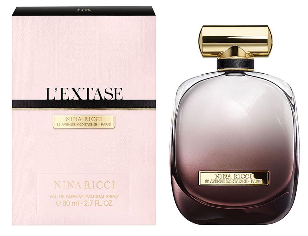 Nina Ricci L`Extase Парфюмерная вода 80 мл nina ricci l extase caresse de roses legere парфюмерная вода спрей 80 мл