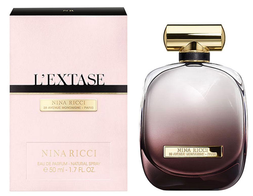 Nina Ricci L`Extase Парфюмерная вода 50 мл nina ricci l extase caresse de roses legere парфюмерная вода спрей 80 мл