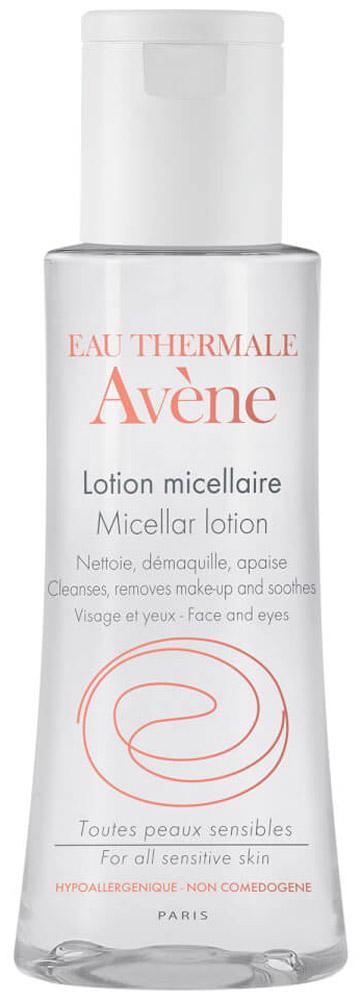 Avene Мицеллярный лосьон для очищения кожи и удаления макияжа, 100 мл avene очищающий мицеллярный лосьон 400 мл