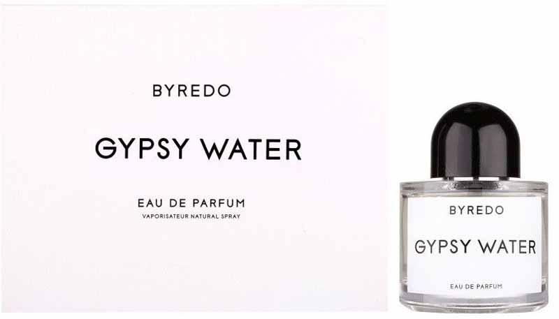 Byredo Gypsy Water парфюмерная вода, 50 мл964537Верхние ноты: бергамот, лимон, перец, можжевельник; Средние ноты: ладан, иглы сосны, корень ириса; Базовые ноты: амбра, ваниль, сандал