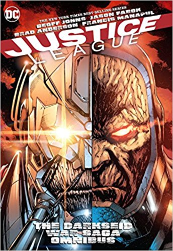 Justice League: The Darkseid War Saga Omnibus herbert george wells the war of the worlds