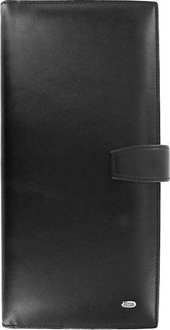 Визитница Petek 1855, цвет: черный. 1081.000.01 обложка для паспорта petek 1855 цвет черный 581 232 kd1
