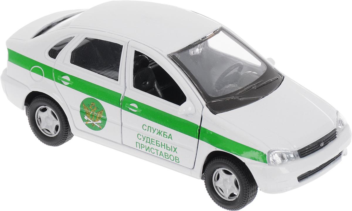 Autotime Модель автомобиля Lada Kalina Служба судебных приставов