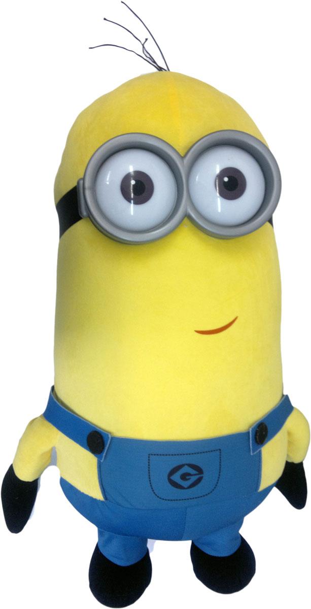 СмолТойс Мягкая игрушка Миньон Кевин 60 см - Мягкие игрушки