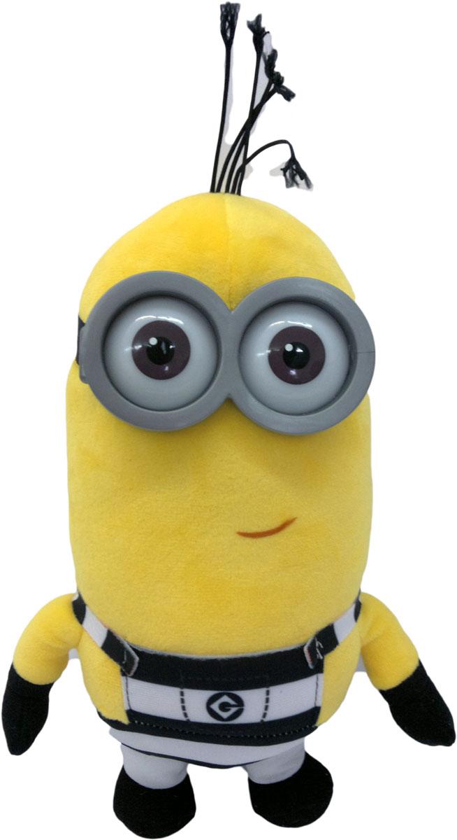 СмолТойс Мягкая игрушка Миньон Кевин 30 см смолтойс мягкая игрушка зайка даша цвет салатовый 41 см
