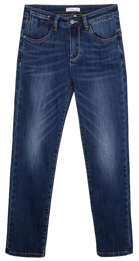 Джинсы для мальчика Vitacci, цвет: синий. 1171256F-04. Размер 1401171256F-04