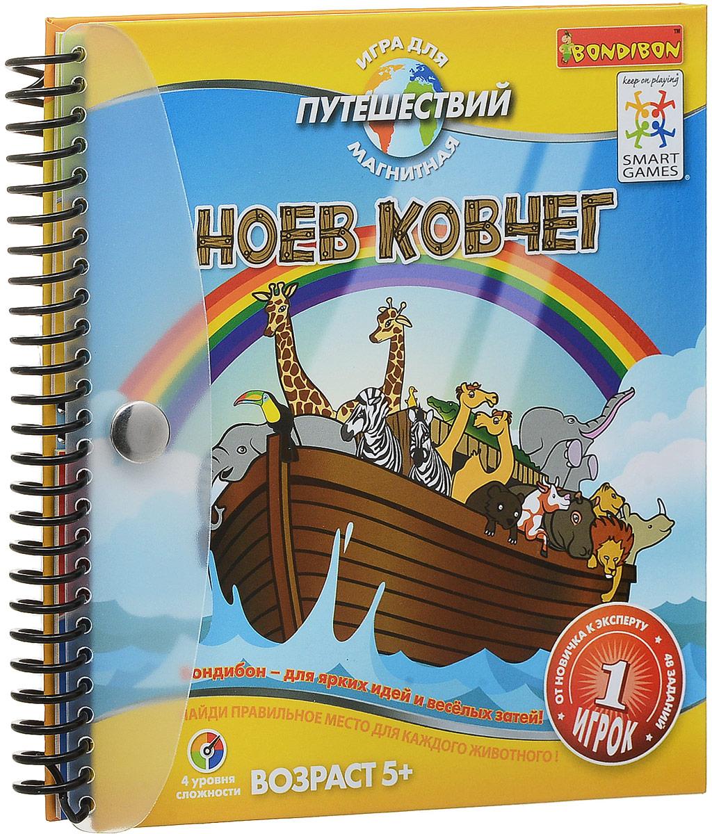 Bondibon Обучающая игра Ноев ковчег