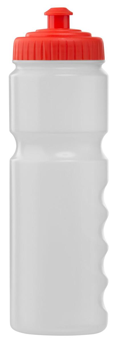 Бутылка спортивная Спортивный элемент Датолит, 750 мл31651Бутылка спортивная Спортивный элемент Датолит изготовлена из материала LDPE (полиэтилен высокого давления), который безопасен для здоровья. Бутылка оснащена крышкой, которая плотно и герметично закрывается. Специальный носик предотвращает проливание и безопасен для зубов и десен. Носик снабжен дополнительной прозрачной крышкой. Прозрачные стенки позволяют видеть содержимое. Бутылку удобно держать в руках, изделие имеет специальную форму с держателем для пальцев. Изделие прекрасно подойдет для использования в жаркую погоду: вода долго сохраняет первоначальные свойства и вкусовые качества. При необходимости в бутылку можно заливать витаминизированные напитки, соки или протеиновые коктейли.Такую бутылку можно без опаски положить в рюкзак, закрепить на поясе или велосипедной раме. Она пригодится как на тренировках, так и в походах или просто на прогулке. Диаметр горлышка бутылки: 6 см. Высота бутылки: 25 см.