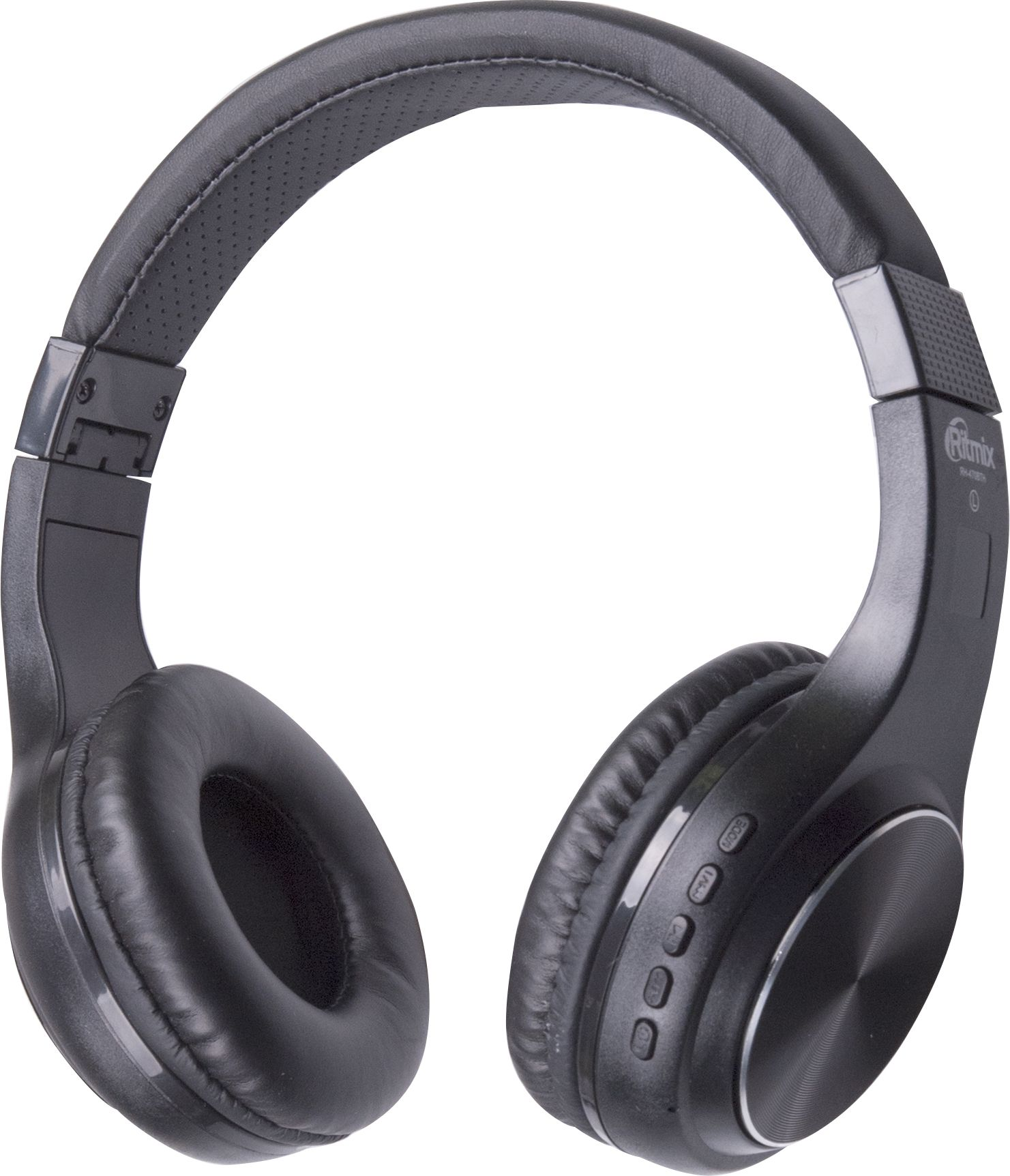 Ritmix RH-470BTH, Black Bluetooth-наушники