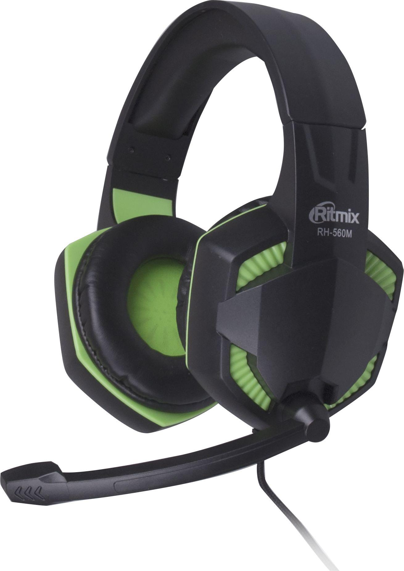 Ritmix RH-560M, Gaming компьютерная гарнитура