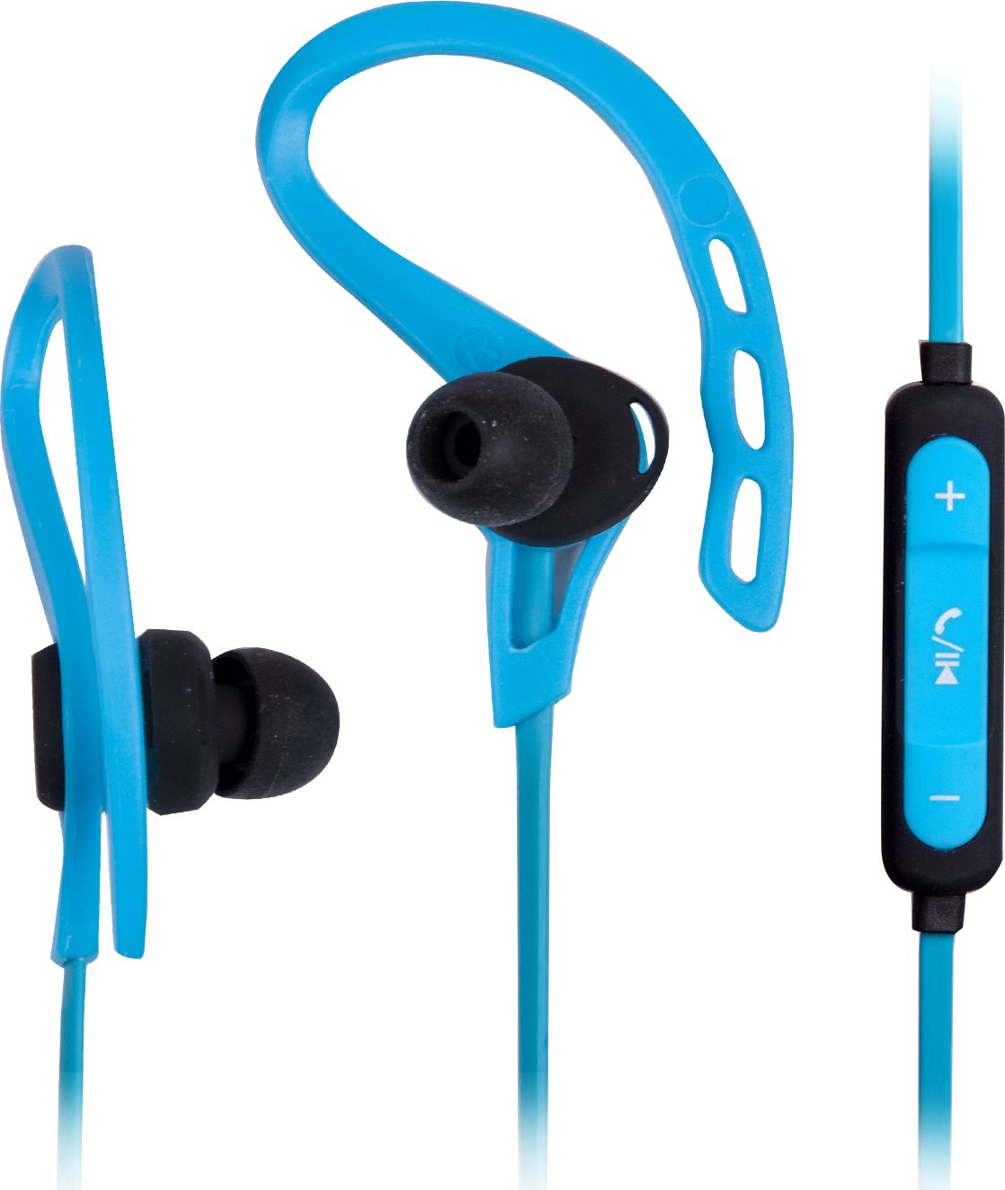 Ritmix RH-410BTH, Blue Bluetooth-гарнитура