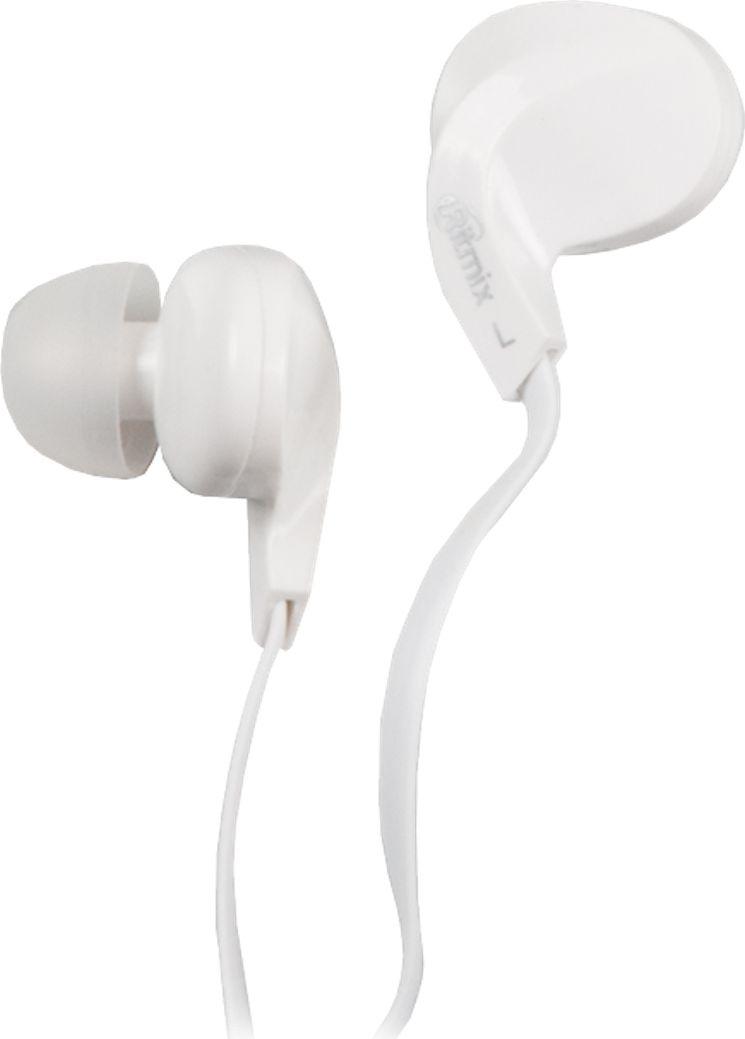 Ritmix RH-025, White наушники аудио наушники ritmix гарнитуры ritmix rh 565m gaming