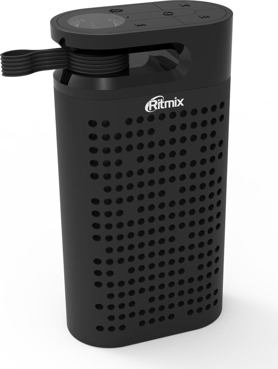 RITMIX SP-410PB, Black портативная акустическая система - Портативная акустика