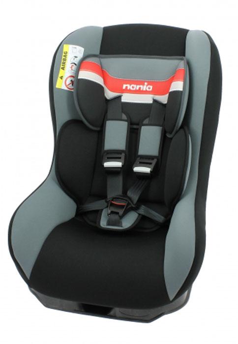 Nania Автокресло Driver First Horizon Red до 18 кг48616Автокресло Nania Driver First группы 0-1 предназначено для детей весом до 18 кг.Автокресло имеет специальный мягкий вкладыш и подголовник. 3 положения спинки. 5-ти точечный ремень безопасности с удобной системой натяжения. Новая система крепления автокресла облегчает его установку в автомобиль. Прочный каркас анатомической формы из полипропилена. Поглощающая силу удара прослойка из полистирола. Пятиточечные ремни безопасности с 3-мя уровнями регулировки по высоте. Мягкий вкладыш под спину, который позволяет перевозить совсем маленьких детей. 2 дополнительные подушки. Направление установки: против движения - до 9 кг, потом по ходу движения.Технические характеристики: Внешние размеры (Д х Ш х В): 54 x 45 x 61 см. Внутренние размеры (Д х Ш): 31 x 31 см. Высота спинки: 55 см. Вес: 5,7 кг. Ткань: 100% полиэстер.