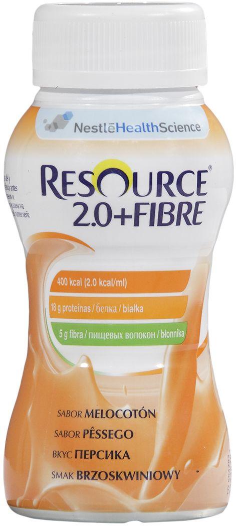 Resource 2.0+Fibre Продукт диетического профилактического питания, высококалорийная смесь с пищевыми волокнами со вкусом персика, 4 х 200 мл portney current issues in u s natural resource policy