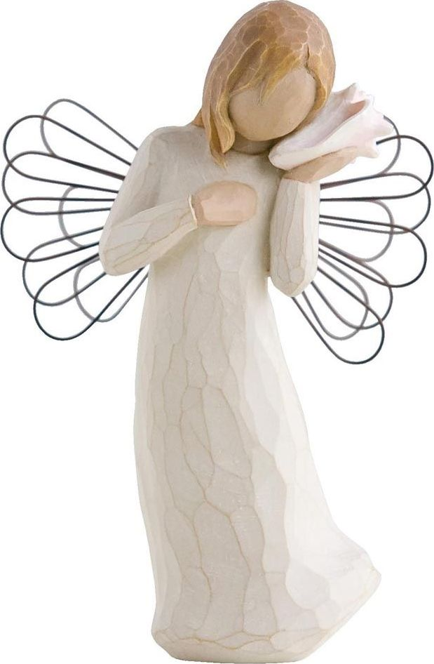 Фигурка Willow Tree Думаю о тебе, высота 13,5 см26131Эти прекрасные фигурки созданы канадским скульптором Сьюзан Лорди.Каждая фигурка – это настоящее произведение искусства, образная скульптура в миниатюре, изображающая эмоции и чувства, которые помогают нам чувствовать себя ближе к другим, верить в мечту, выражать любовь. Фигурка помещена в красивую упаковку. Купить такой оригинальный подарок, значит не только украсить интерьер помещения или жилой комнаты, но выразить свое глубокое отношение к любимому человеку. Этот прекрасный сувенир будет лучшим подарком на день ангела, именины, день рождения, юбилей.