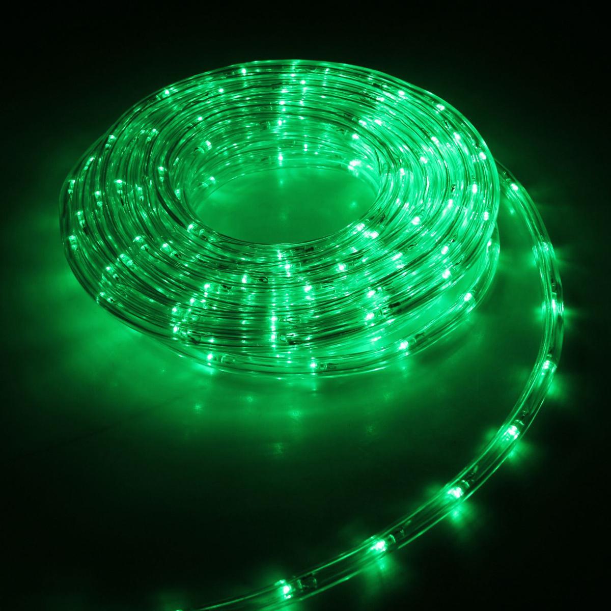 Гирлянда светодиодная Luazon, 440 ламп, 8 режимов, 220 V, цвет: зеленый, 1 см х 20 м. 15898351589835Светодиодные гирлянды, ленты и т.д — это отличный вариант для новогоднего оформления интерьера или фасада. С их помощью помещение любого размера можно превратить в праздничный зал, а внешние элементы зданий, украшенные ими, мгновенно станут напоминать очертания сказочного дворца. Такие украшения создают ауру предвкушения чуда. Деревья, фасады, витрины, окна и арки будто специально созданы, чтобы вы украсили их светящимися нитями.