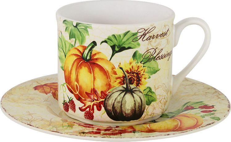 Чайная пара Imari Дары природы, 2 предметаIM15018E-A2352Чайная пара Imari Дары природы состоит из чашки и блюдца. Оригинальный дизайн, несомненно, придется вам по вкусу. Чайная пара Imari Дары природы украсит ваш кухонный стол, а также станет замечательным подарком к любому празднику.