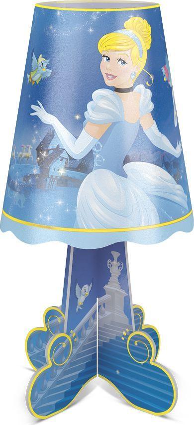 Фотон Ночник настольный Disney Золушка22991Настольный ночник с ярким дизайном из коллекции Disney Принцесса станет идеальным подарком для девочек. Приятный теплый свет создаст атмосферу уюта в детской комнате. Светильник не нагревается в процессе работы, включается и выключается одной кнопкой. Под вашим присмотром ребенок сможет самостоятельно собрать ночничок, что способствует развитию мелкой моторики и навыков конструирования.