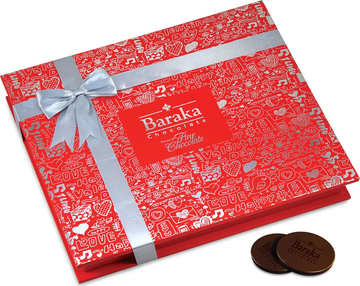 Baraka Лайф ассорти шоколадных конфет, 250 г lord ассорти шоколадных конфет с начинкой 250 г